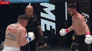 Kajusz 'Don Kasjo' Życiński - Norman Parke na FAME MMA 10