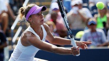 US Open 2015. Magda Linette