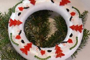 Dekoracje świąteczne: wianki na Boże Narodzenie