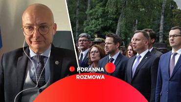 Poranna Rozmowa Gazeta.pl. Gościem Michał Kamiński