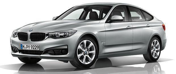 samochody, Samochody: najciekawsze premiery, BMW serii 3 Gran Turismo