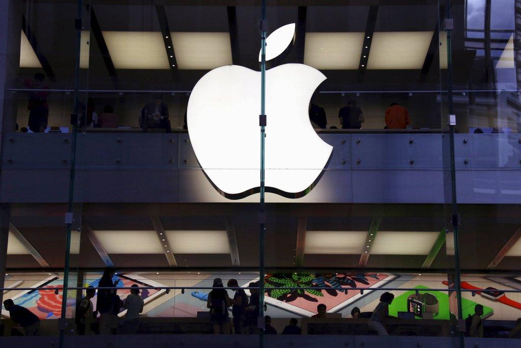 Sklep Apple w Sydney