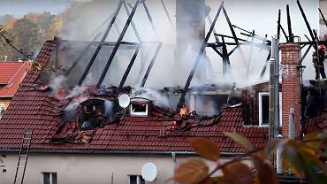 Pożar w Piechowicach