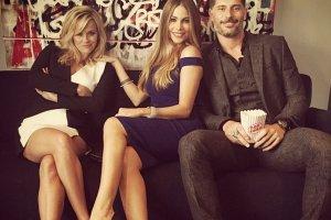 Reese Witherspoon, Sofia Vergara i Joe Manganiello