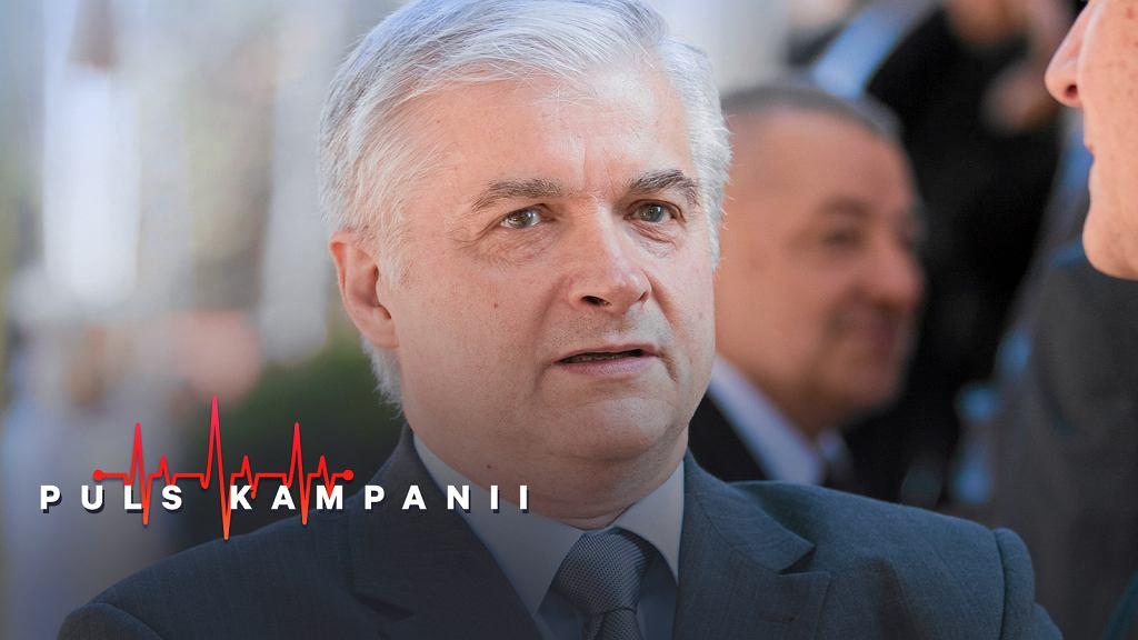 Włodzimierz Cimoszewicz. Marcin Onufryjuk / Agencja Gazeta