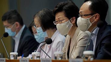 Władze w Hongkongu powracają do surowych restrykcji