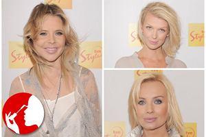 Jesienna ramówka TVN Style: Trzy blondynki, trzy style, trzy rady dla dziewczyn, które nie wiedzą jak się malować przy jasnych włosach