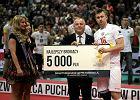 Puchar Polski. Cztery nagrody dla Asseco Resovii. Mateusz Mika MVP