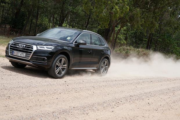 Wyprawa Audi Q5 do Australii
