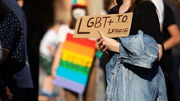 LGBT (zdjęcie ilustracyjne)