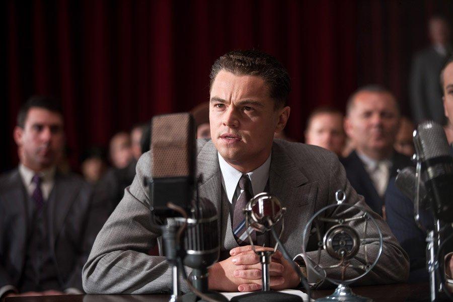 Leonardo DiCaprio w filmie 'J. Edgar'