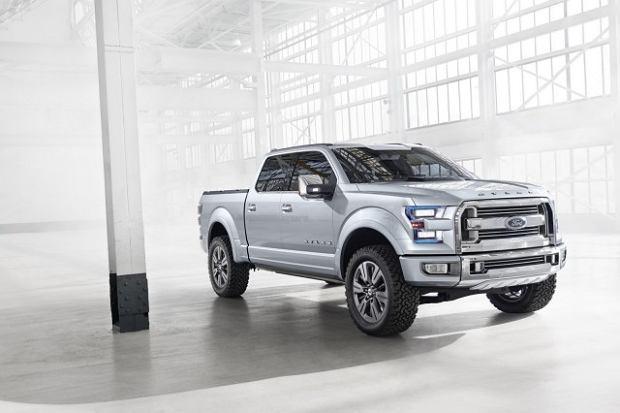 NAIAS Detroit 2013 - Ford Atlas Concept