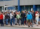 Akcje strajkowe w białoruskich zakładach samochodowych