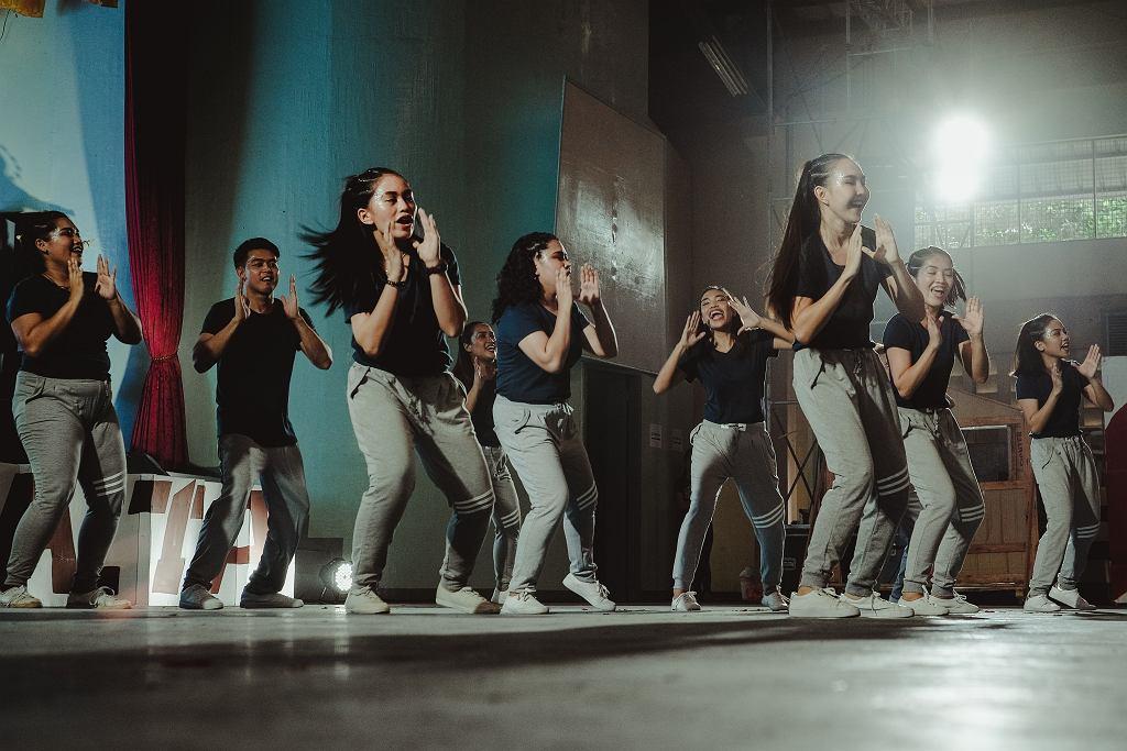 Taniec może nam pomóc w samoakceptacji
