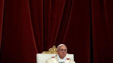 Papież przeciwny legalizacji miękkich narkotyków. - Są złem, a wobec zła nie ma kompromisów - mówi Franciszek
