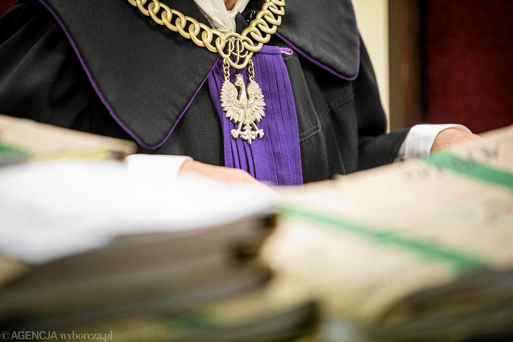 Rozprawa w sądzie (zdjęcie ilustracyjne)