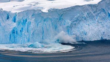 Podnoszenie się poziomu morza to skutek topnienia lodowców