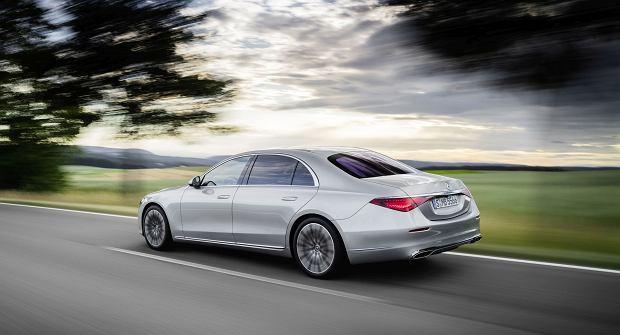 Mercedes klasy S (W 223)