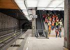 Stacje drugiej linii metra na Woli prawie gotowe. Niedługo wjadą tam pociągi testowe