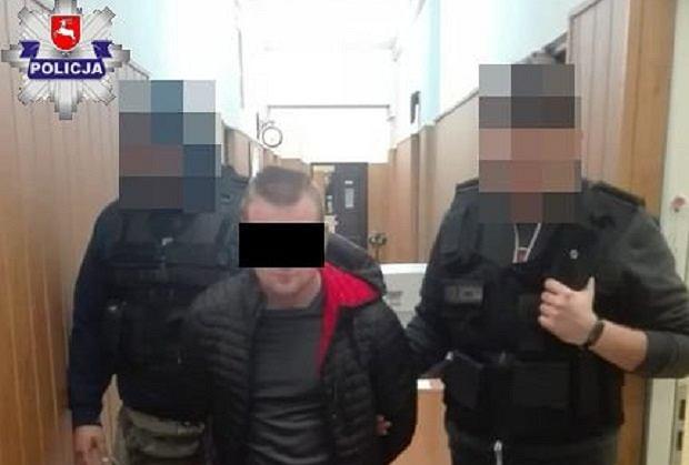 Policjanci zatrzymali po krótkim pościgu 24-latka, który posiadał przy sobie blisko 35 gramów dopalaczy