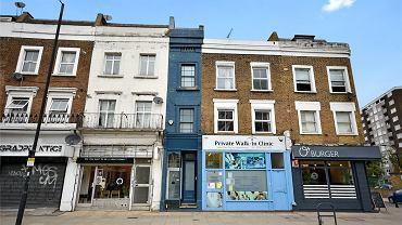 Najwęższy dom w Londynie