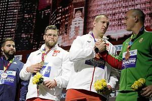 Polska w czołówce klasyfikacji medalowej MŚ w Katarze