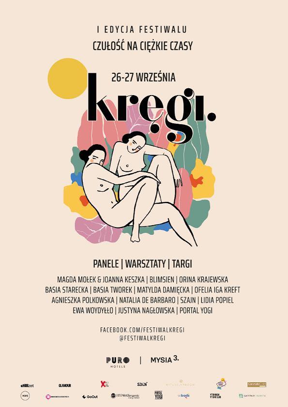 I edycja Festiwalu Kręgi już w ten weekend!