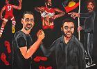 """""""Straciłem mój język, kulturę, wszystko"""". Pierwszy aborygeński malarz nagrodzony prestiżową Archibald Prize"""
