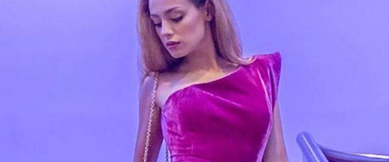Gąsiewska pokazała zdjęcia z premiery w Londynie. Wyglądała przepięknie
