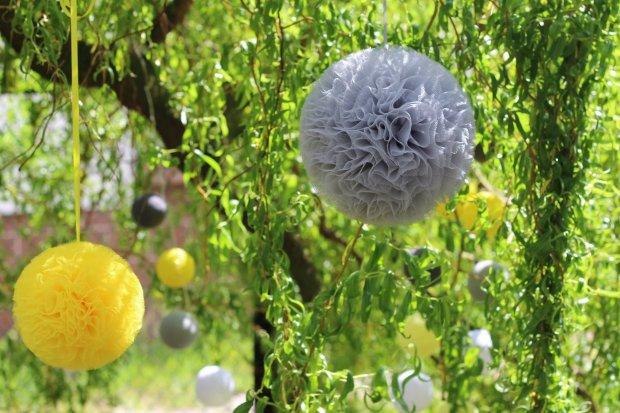 Pompony w ogrodzie (Fot. Ania Oka)