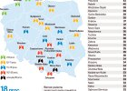 Nasze miasta trują najbardziej w Europie, a my chorujemy