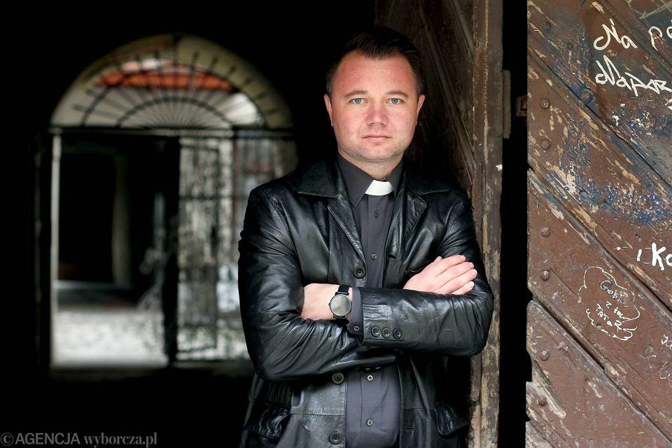 Ks. Rafał Pastwa
