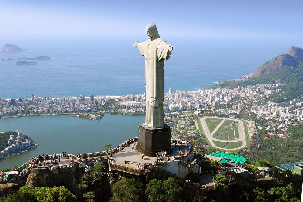 Pomnik Chrystusa w Rio de Janeiro, Brazylia / fot. Shutterstock