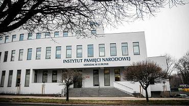 Otwarcie nowej siedziby oddziału IPN w Lublinie