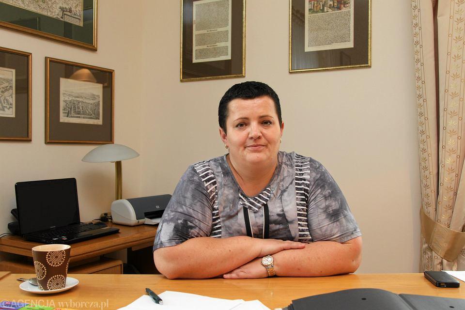 dr n. med. Magda Wiśniewska, prezes Okręgowej Izby Lekarskiej w Szczecinie