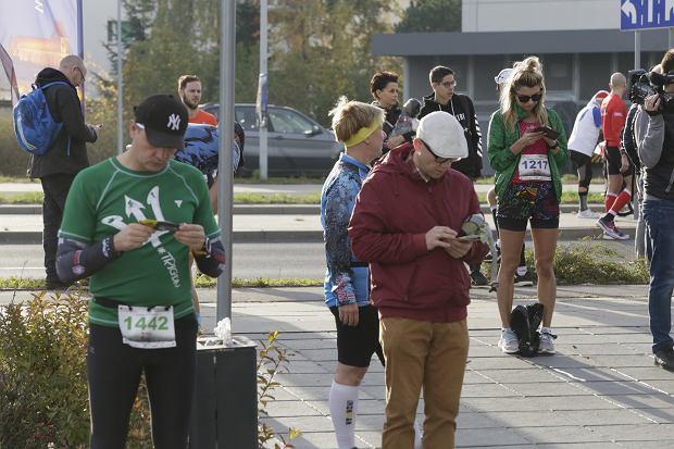 Zdjęcie numer 9 w galerii - Ponad 1200 biegaczy na starcie 37. Toruń Maraton, wygrał Łukasz Oskierko [ZDJĘCIA]