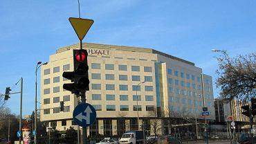 Dawny hotel Hyatt w Warszawie