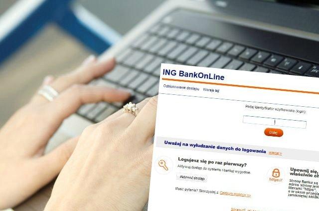 Fala ataków na klientów ING Banku Śląskiego