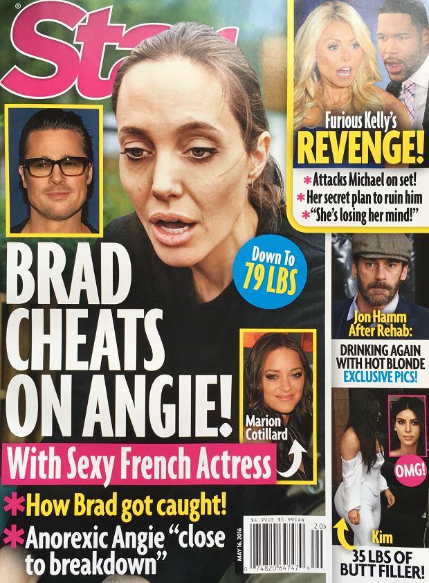 Rozwód Brada Pitta i Angeliny Jolie