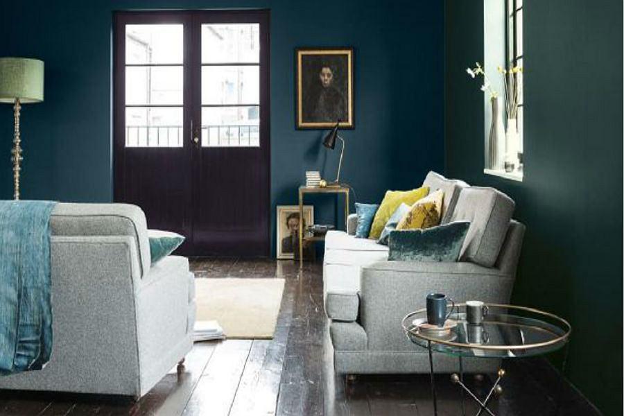 Kolory we wnętrzach - które odcienie będą modne w nowym roku?