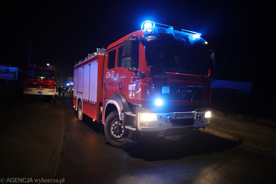 Straż pożarna (zdjęcie ilustracyjne)