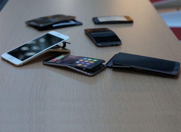 Telefony po testach