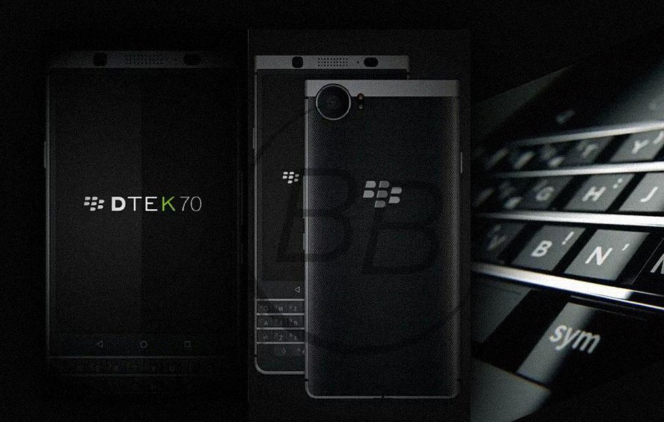 Nieoficjalne zdjęcia nowego smartfonu BlackBerry