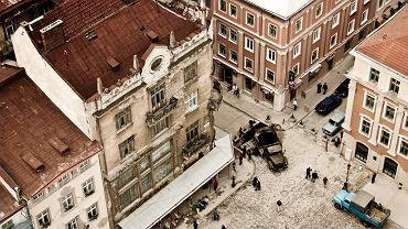 Ukraina Lwów - Rynek