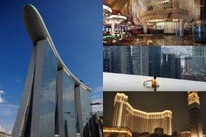 Są olbrzymie, piękne i są triumfem ludzkiej wyobraźni. Oto 10 najdroższych budynków na świecie