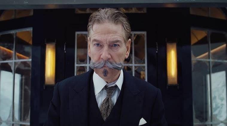 Kenneth Branagh, reżyser i odtwórca roli Herculesa Poirot w filmie 'Morderstwo w Orient Ekspressie'