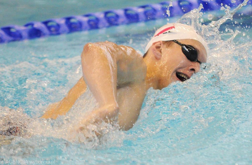 Grand Prix Puchar Polski w pływaniu