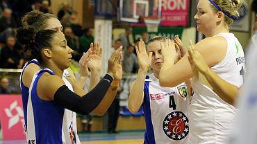 Tauron Basket Liga Kobiet: KSSSE AZS PWSZ Gorzów - Glucose ROW Rybnik 84:70 (23:10, 19:18, 30:10, 12:32)