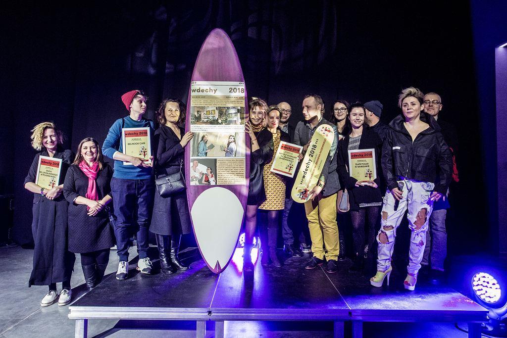 Wdechy 2018. Nominowani w kategorii Miejsce Roku / fot. Adam Stępień/AG