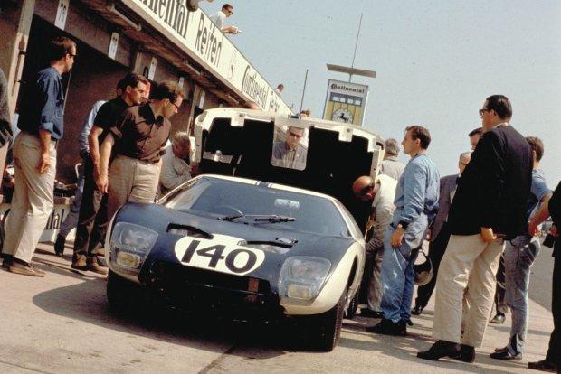 Ford GT40 Mark I